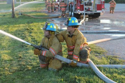 Caledonia Fire District Explorers