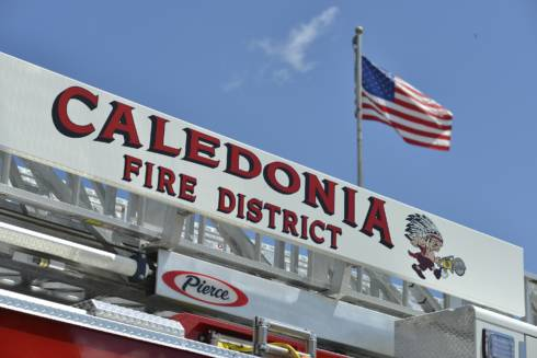 About Caledonia Fire District